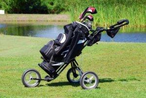 Golf auf Rügen