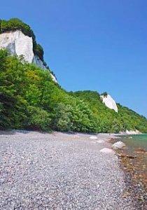 Regionen auf Rügen