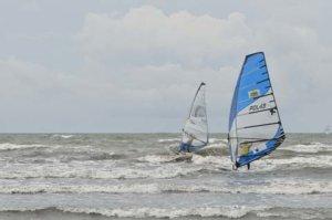 Windsurfen Schaabe