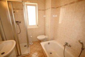 Familienurlaub Rügen, Ferienhaus in Bergen für 6 Personen - Badezimmer