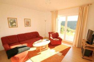 Familienurlaub Rügen, Ferienhaus in Bergen für 6 Personen - Sitzgruppe
