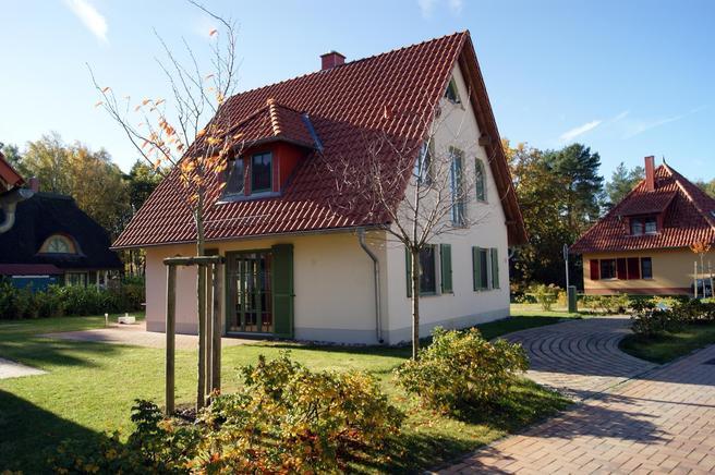 Familienurlaub Rügen - Ferienhaus Glowe für 6 Personen