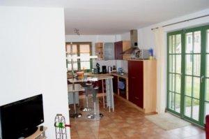 Familienurlaub Rügen - Ferienhaus Glowe für 6 Personen - Küche