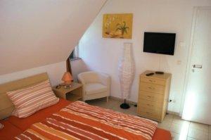 Familienurlaub Rügen - Ferienhaus Glowe für 6 Personen - Schlafzimmer