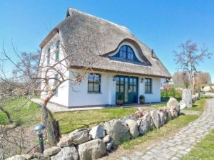 Malerisches Ferienhaus für 7 Personen in Putbus auf Rügen