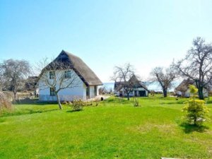 Familienurlaub Rügen, Ferienhaus in Putbus für 7 Personen - Gartengrundstück