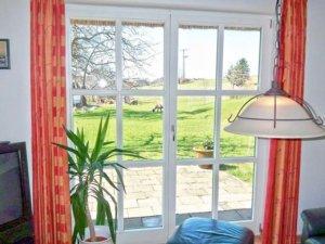 Familienurlaub Rügen, Ferienhaus in Putbus für 7 Personen - Terrasse
