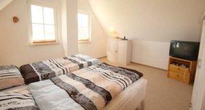 Familienurlaub Rügen, Ferienhaus in Ummanz für 6 Personen - Schlafzimmer