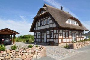 Luxus Ferienhaus Rügen für 8 Personen in Dranske