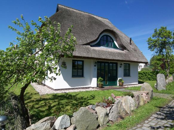 Ferienhaus Rügen mit Meerblick in Putbus für 6 Personen