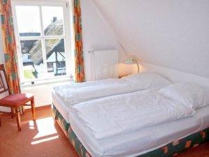 Ferienhaus Rügen mit Meerblick in Putbus für 6 Personen - Schlafzimmer