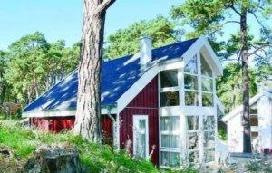 Idyllisches Ferienhaus für 4 Personen in Baabe auf Rügen
