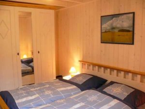 Ferienhaus Rügen mit Hund 4 Personen Baabe - Schlafzimmer