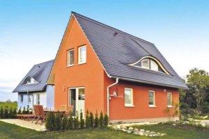 Stilvolles Ferienhaus für 4 Personen in Vieregge auf Rügen