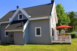 Ferienhaus Rügen mit Hund in Glowe für 2 Personen