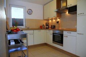 Ferienhaus Rügen mit Hund in Glowe für 2 Personen - Küche