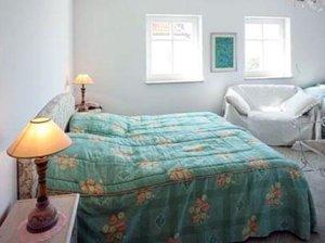 Ferienwohnung Rügen Binz für 4 Personen - Schlafzimmer