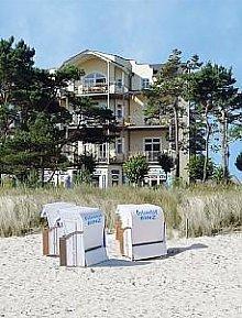Geschmackvolle Ferienwohnung für 4 Personen in Binz, Rügen