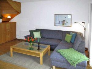 Ferienwohnung Rügen Breege für 6 Personen - Wohnbereich