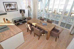 Ferienwohnung Rügen Sellin für 4 Personen - Essbereich