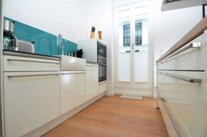Ferienwohnung Rügen Sellin für 4 Personen - Küche