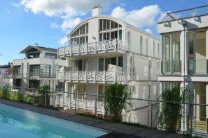 Ferienwohnung Rügen Sellin für 4 Personen - Pool