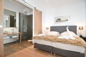 Ferienwohnung Rügen Sellin für 4 Personen - Schlafzimmer