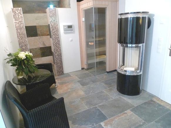 Ferienwohnung Rügen Groß Stresow für 4 Personen - Sauna