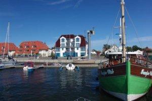 Gepflegte Ferienwohnung für 5 Personen in Wiek, Rügen