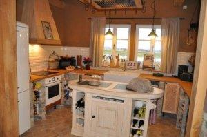 Luxus Ferienhaus Rügen für 8 Personen in Dranske - Küche