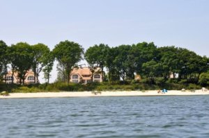 Luxus Ferienhaus Rügen für 8 Personen in Lobbe - Strand