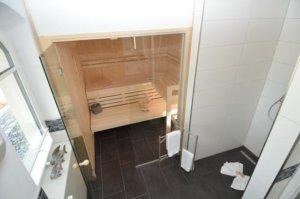 Luxus Ferienhaus Rügen für 8 Personen in Lobbe - Sauna