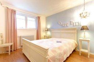 Luxus Ferienhaus auf Rügen für 12 Personen in Wiek - Schlafzimmer