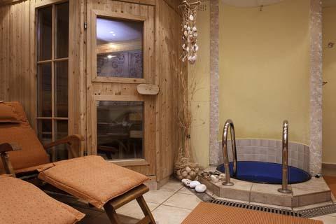 Luxus Ferienhaus Rügen - Sauna