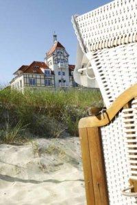 Rügen Ferienhaus am Strand