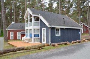 Traumhaftes Ferienhaus für 4 Personen in Baabe auf Rügen