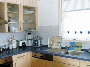 Rügen Ferienhaus am Strand für 4 Personen in Baabe - Küche