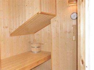 Rügen Ferienhaus am Strand für 4 Personen in Baabe - Sauna