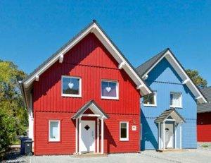 Rügen Ferienhaus am Strand für 8 Personen in Juliusruh