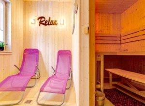 Rügen Ferienhaus am Strand für 8 Personen in Juliusruh - Sauna