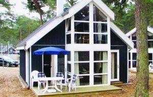 Rügen Ferienhaus am Strand für 4 Personen in Baabe