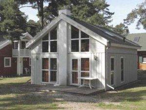 Rügen Ferienhaus am Strand Baabe