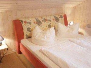 Rügen Ferienhaus Baabe Schlafzimmer